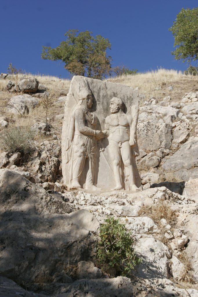 Arsameia Ruinen  um das Jahr 60 n.u.Z.