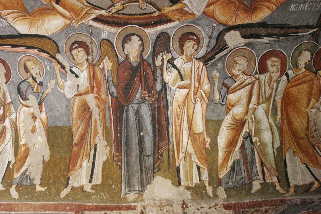 Goreme - Kirchental - Kappadokien, Dutzende Kirchen in Tuffstein geschlagen in der Zeit der Christenverfolgung